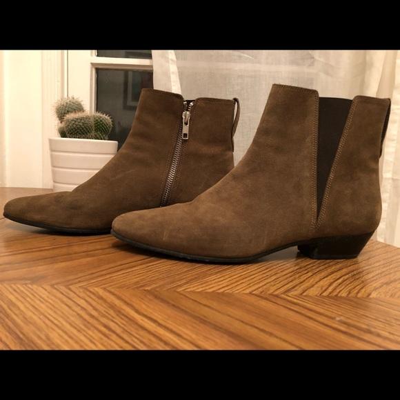 3e177ddefeda Isabel Marant Shoes - Isabel Marant Etoile Patsha Suede Ankle Boots 👢